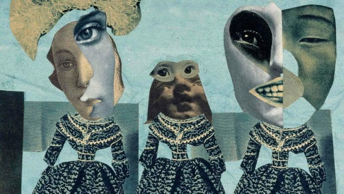 collage artists Hannah Hoch