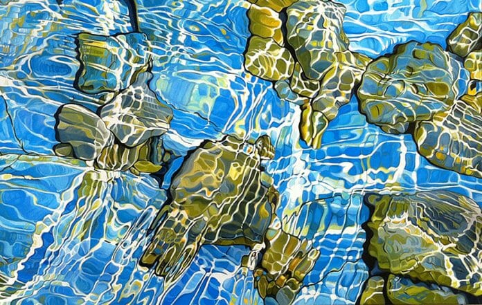 Artists who have been inspired by water