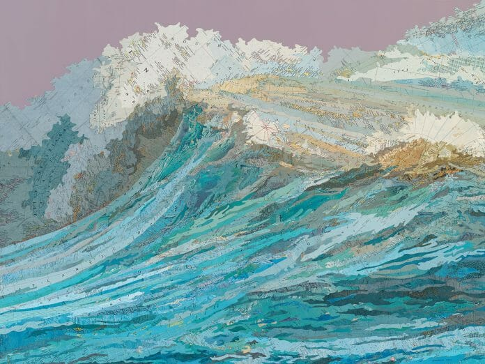 Artists who are inspired by the sea