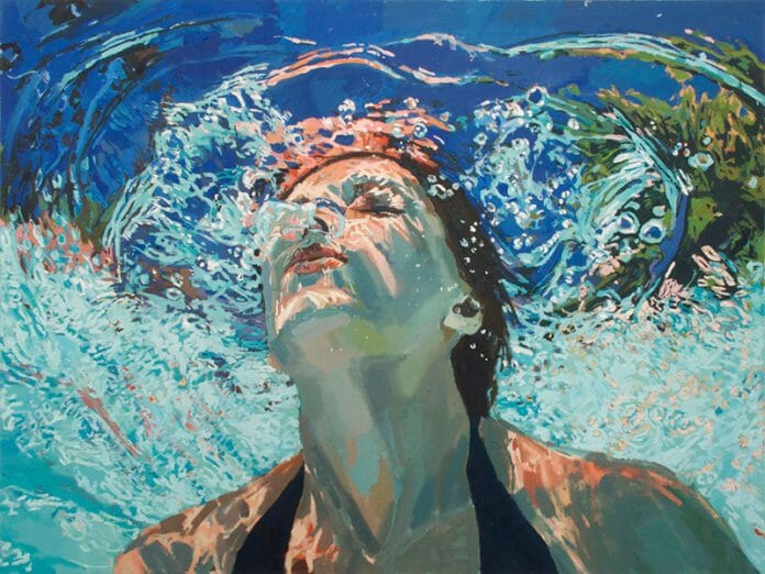 Artists who are inspired by water
