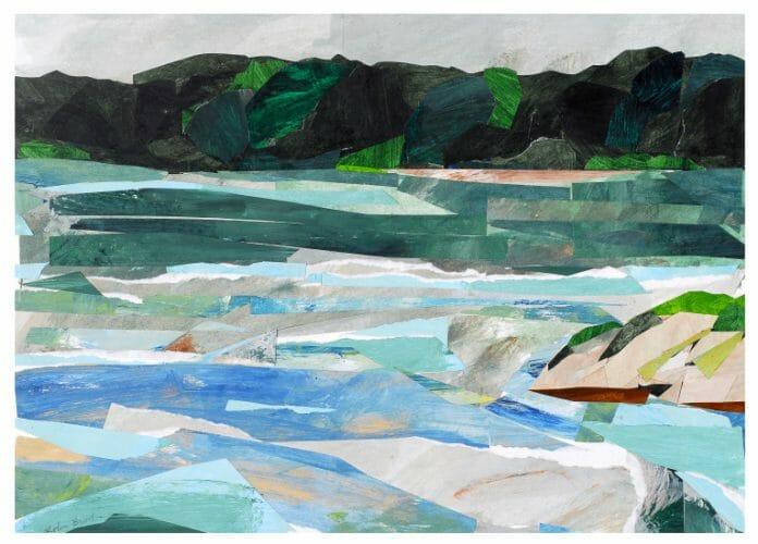 collage landscapes