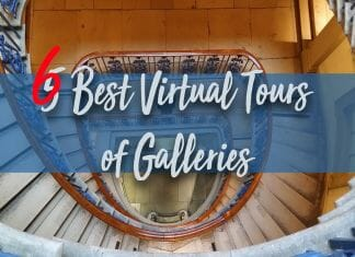 best virtual gallery tours