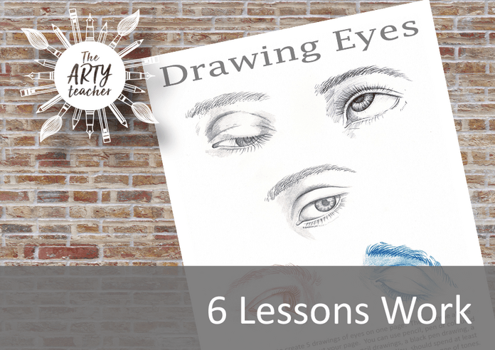 Drawing Eyes Home Learning
