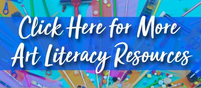 art literacy teaching resources