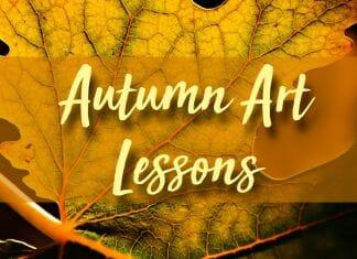 Autumn Art Lessons