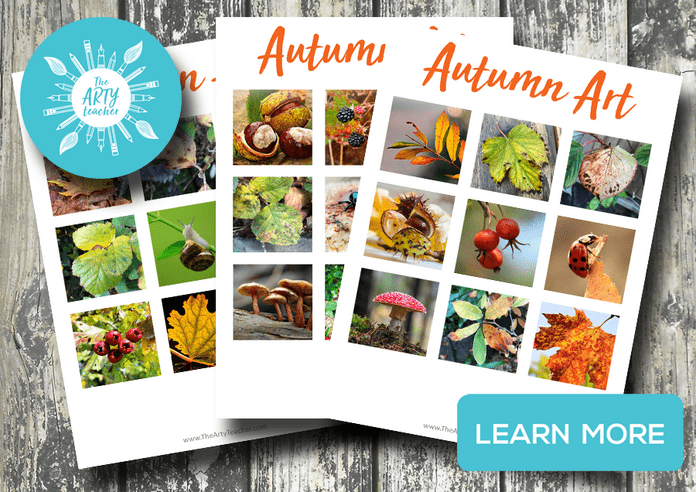 Autumn Art Resource
