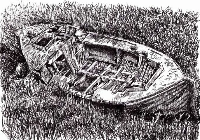 Decaying Boats