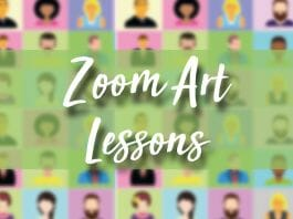 Zoom Art Lessons
