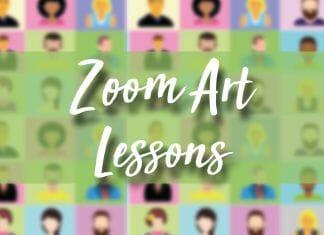 Zoom Art Lessons