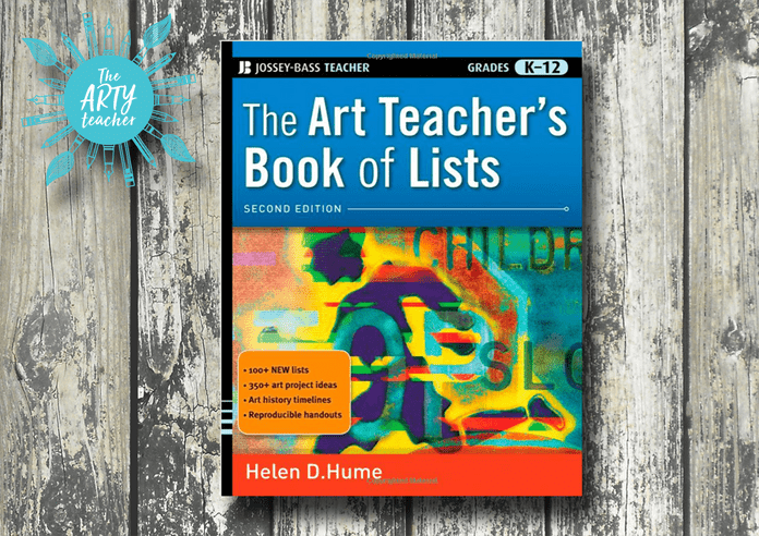 Art Education Books