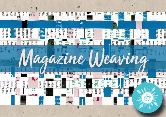 magazine weaving cover