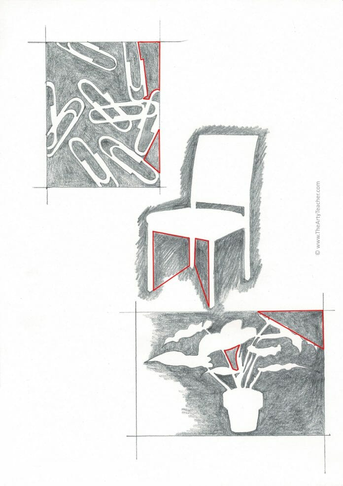 Teaching Students About Negative Space