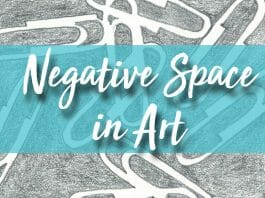 Negative Space in Art