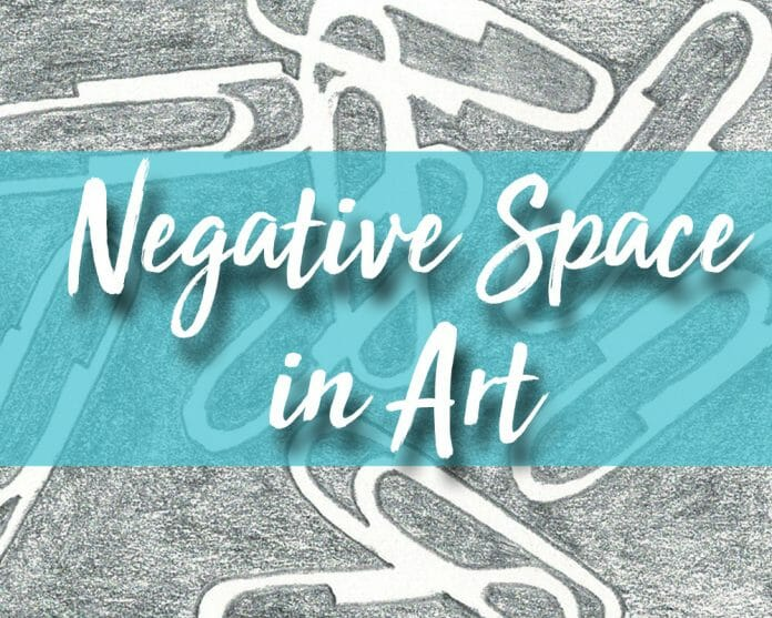 Negative Space in Art