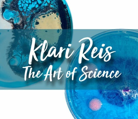 Klari Reis The Art of Science