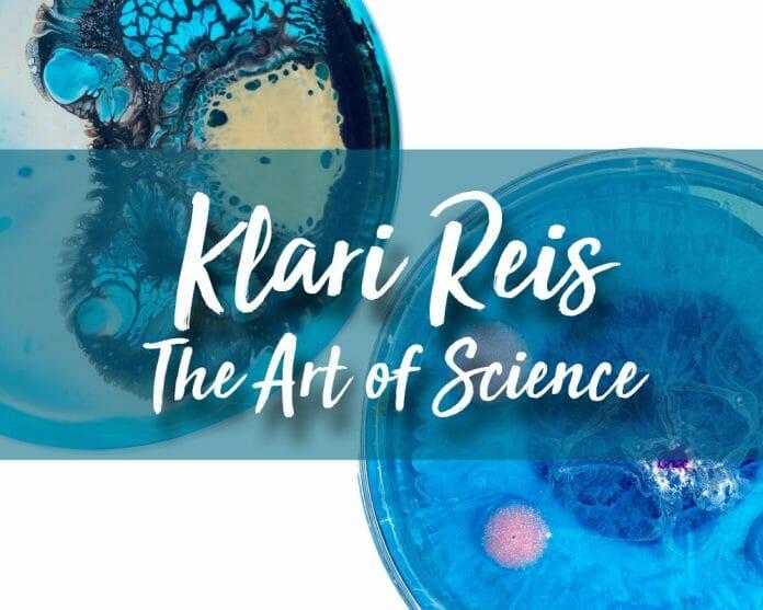 Klari Reis The Art of Science