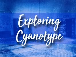 Exploring Cyanotype