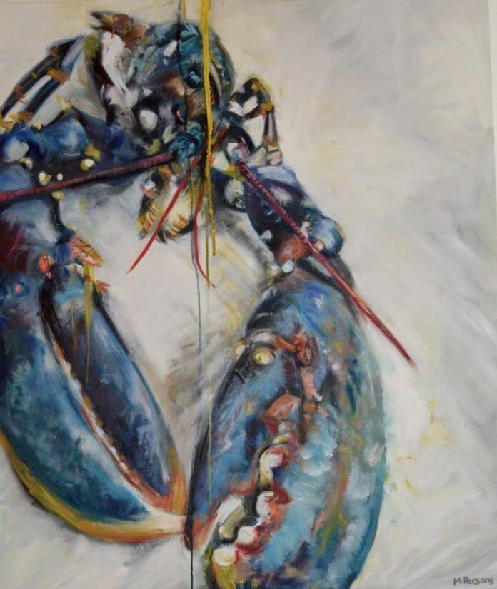 Artist Michelle Parsons