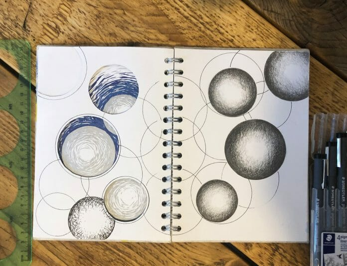 Adding Circles with Pen