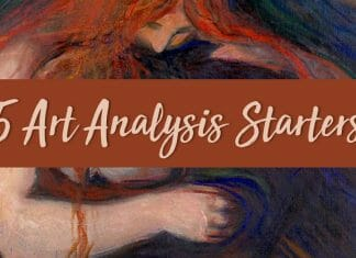 Art Analysis Starter