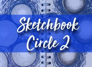 Sketchbook Circle 2