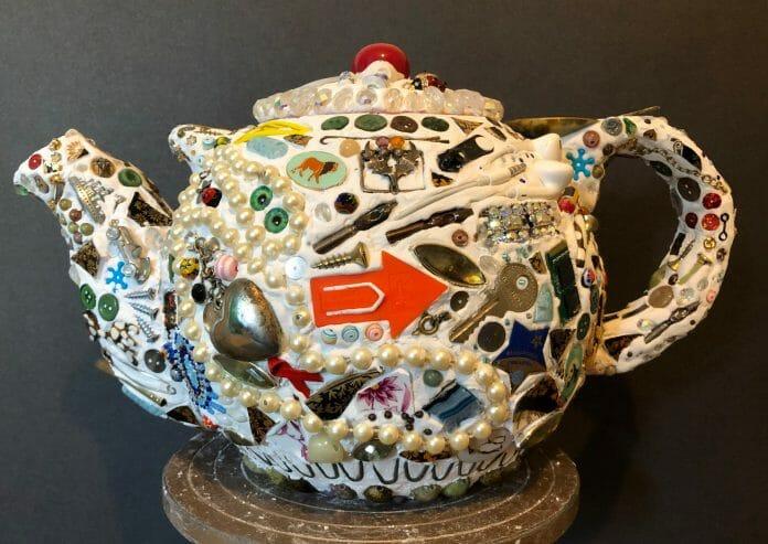 Memory Teapot