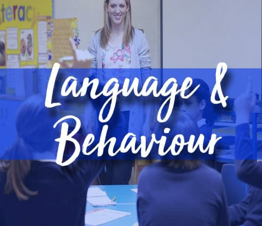 Modifying Our Language to Improve Behaviour and Relationships