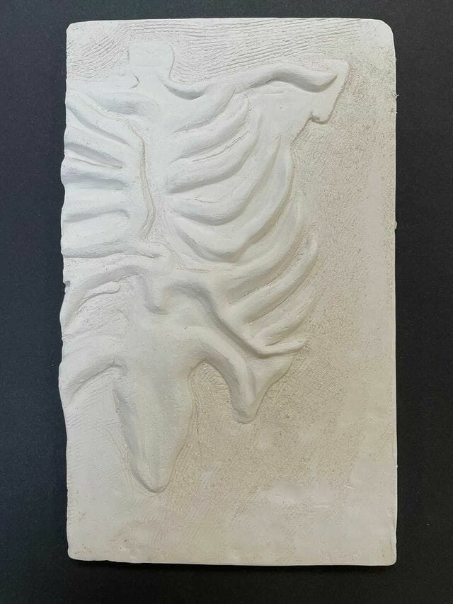 How to Create Clay Relief Artworks