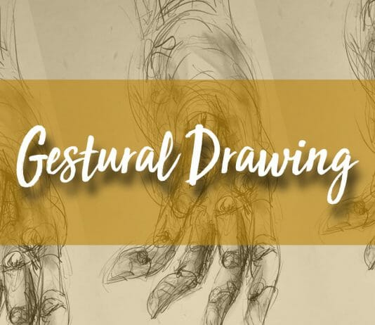 How to Get Students to Create Gestural Drawing