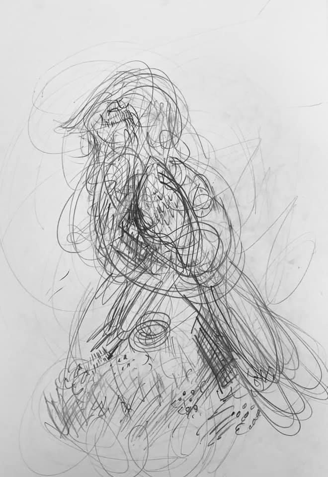 Gestrual Drawing