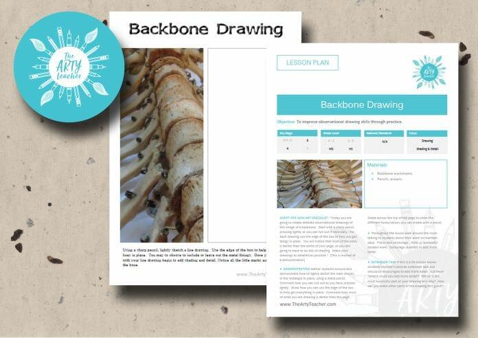 Drawing Bones