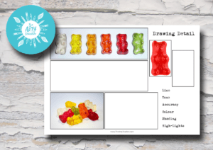 Drawing Sweets Resource