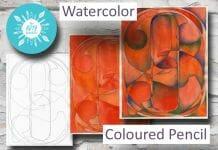 Art Lesson Plans for Jasper Johns