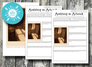 Analysing an Artwork - Edvard Munch