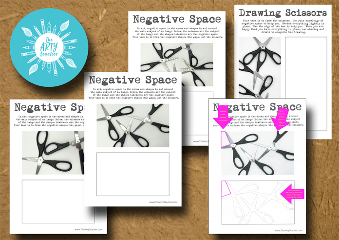 How to Teach Negative Space