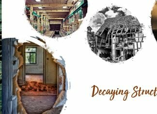 Decaying Structures