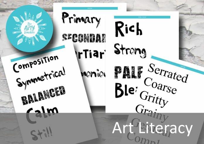 Art Display Keywords