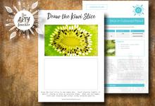 Draw the Kiwi Slice
