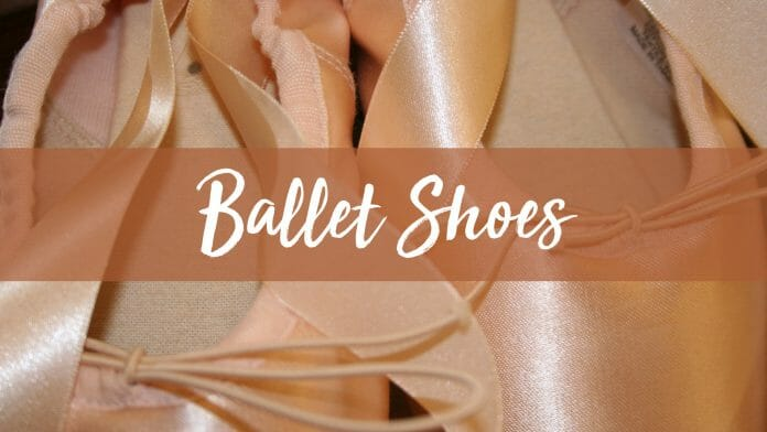 Ballet Shoes Images Cover
