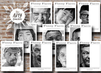 Funny Faces Cover