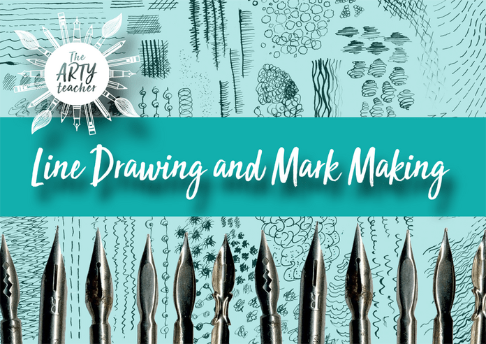 Introduction to Line Drawing and Mark Making