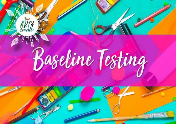 BAseline Testing in Art