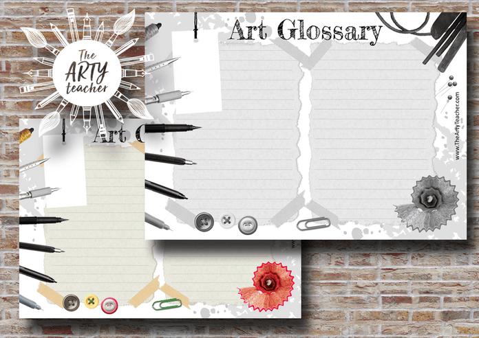 Art Glossary 2