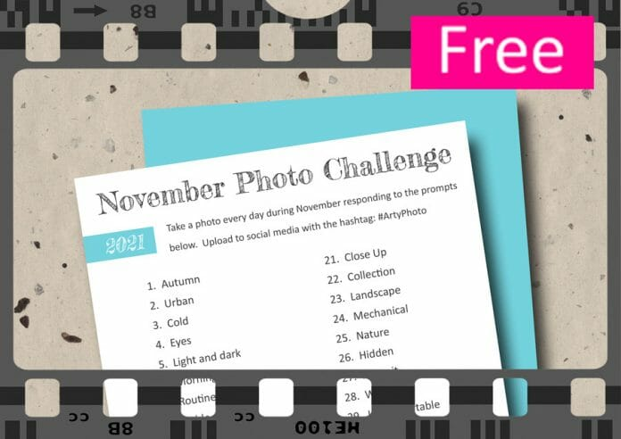 November Photo Challenge